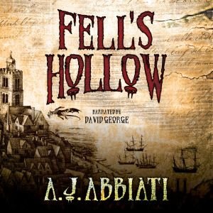 Fell's Hollow CoverV1-Audiobook